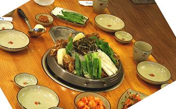도쿄감자탕 - 감자탕 대